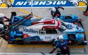 24 Heures du Mans 2017 - Vaillante Rebellion - Raphael Dauvergne
