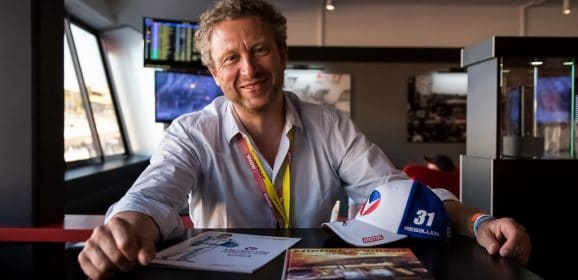 Michel Vaillant dans la course : Interview de Philippe Graton