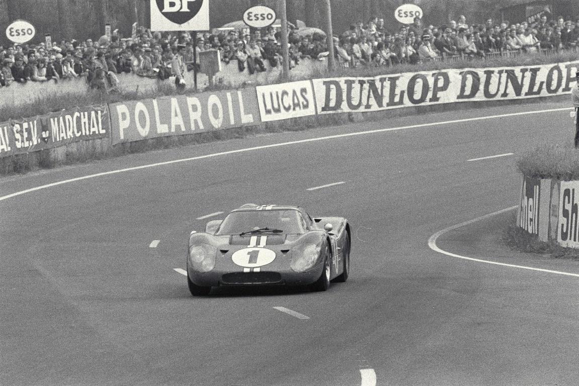 24 Heures du Mans 1967 - Ford GT40 Mk Vi