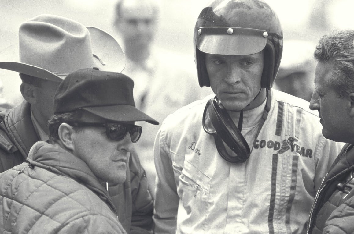 24 Heures du Mans 1967 - Dan Gurney