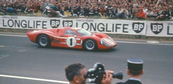 1967-2017 : Ford aux 24 Heures du Mans, anecdotes de course 50 ans après