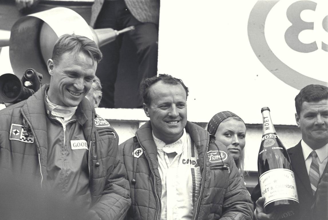 24 Heures du Mans 1967 - Dan Gurney/A.J. Foyt