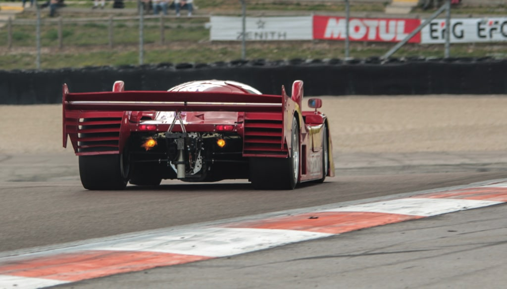 Grand Prix de l'Age d'Or 2017 – Group C Racing