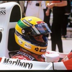 TAG Heuer Éditions Spéciales Ayrton Senna
