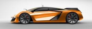 Bell & Ross Concept Aero GT Orange