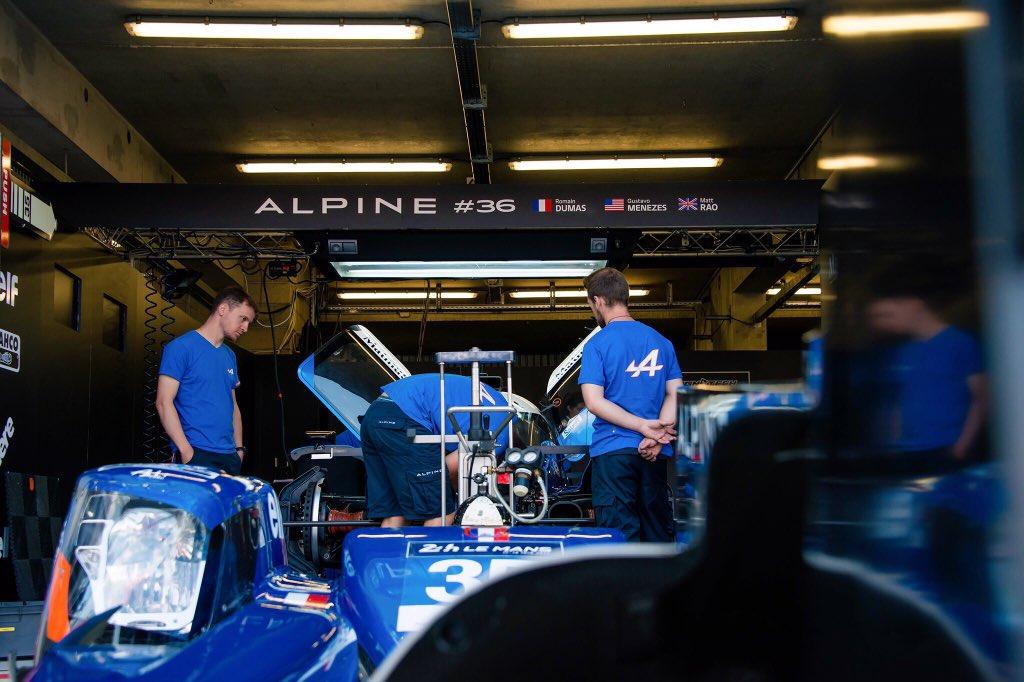 24 Heures du Mans 2017 – Alpine A470 / Signatech-Alpine