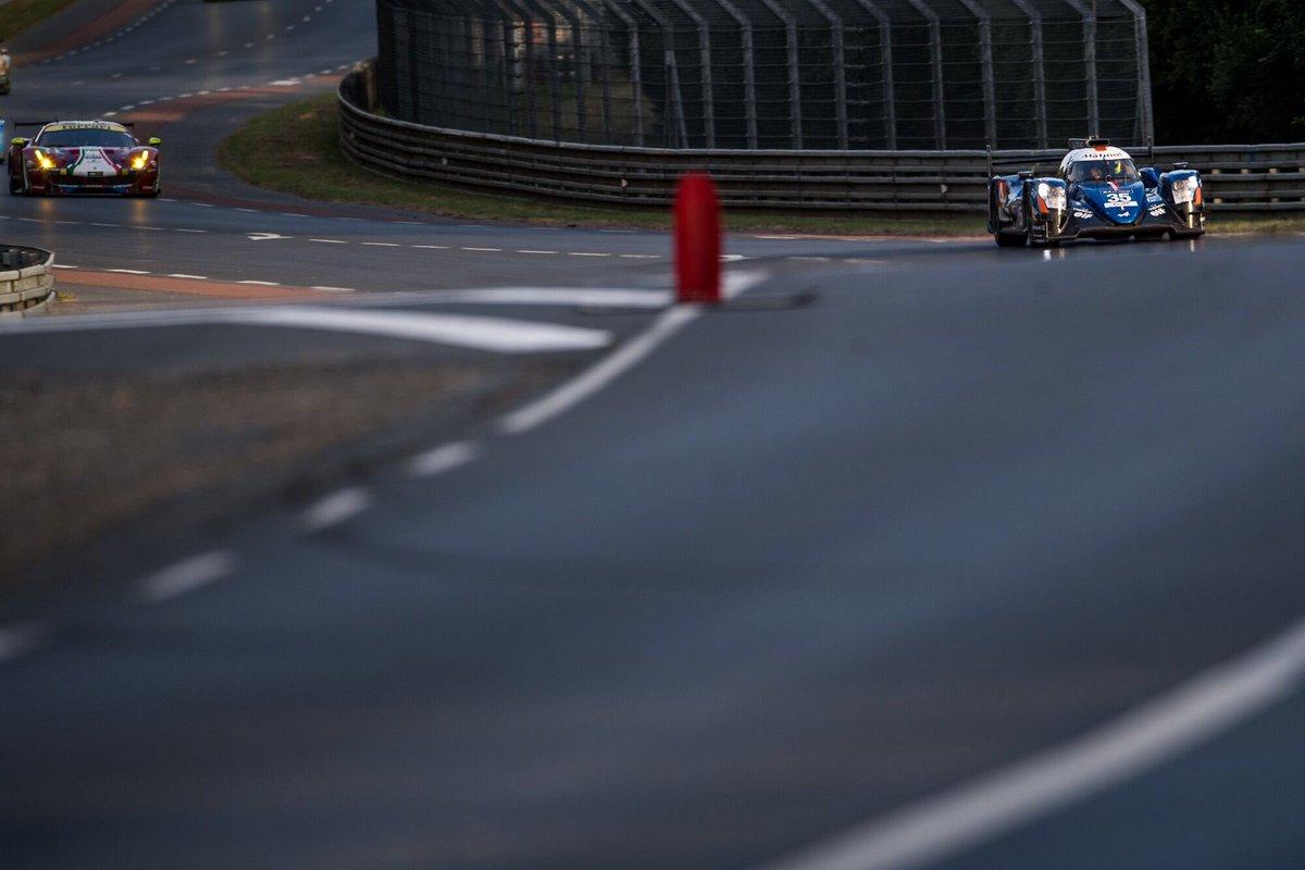 24 Heures du Mans 2017 - Alpine A470 / Signatech-Alpine