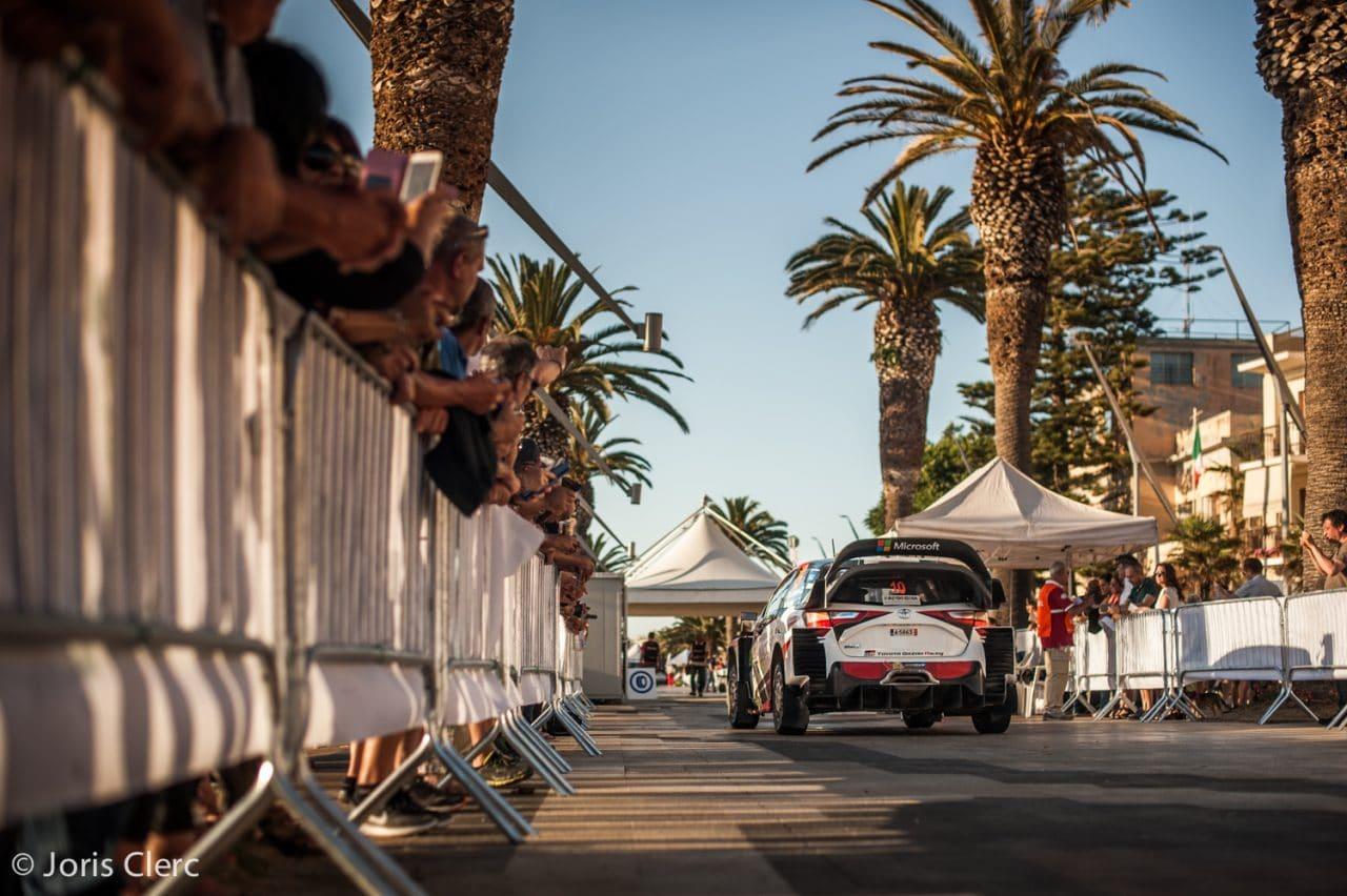 Toyota Gazoo Racing WRC – Service Park – Joris Clerc ©