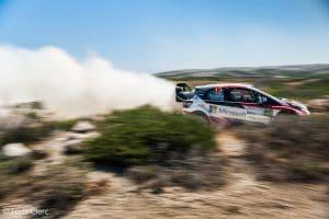 Toyota Gazoo Racing WRC - ES18 - Joris Clerc ©