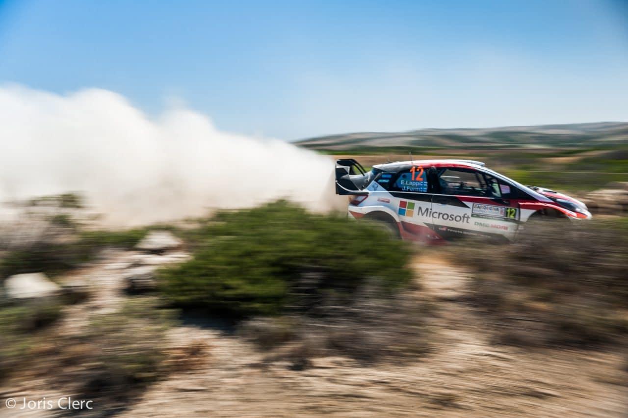 Toyota Gazoo Racing WRC – ES18 – Joris Clerc ©