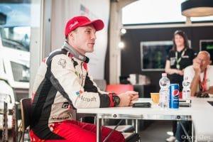 Toyota Gazoo Racing WRC - Rencontre avec les pilotes - Joris Clerc ©
