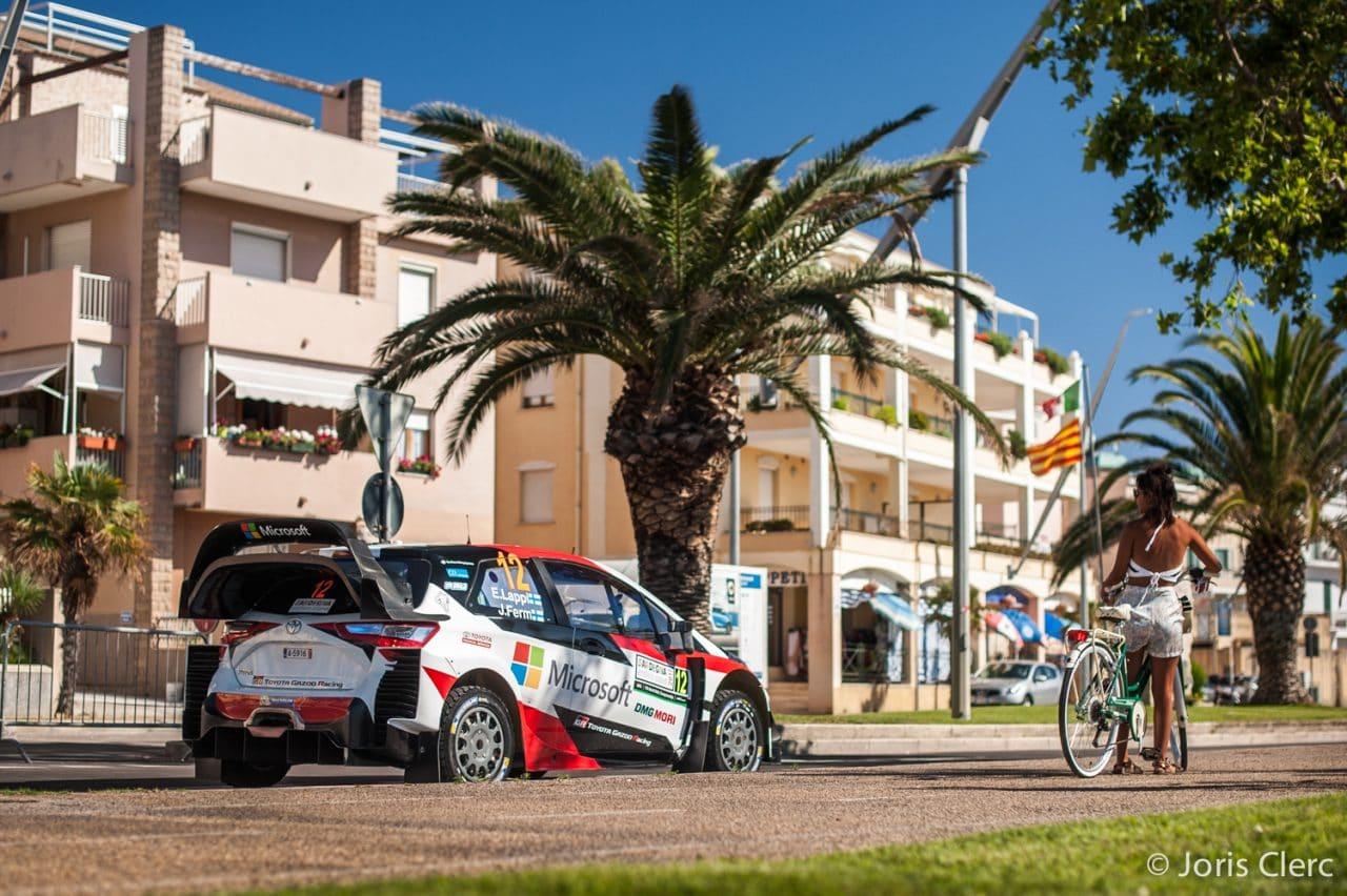 Toyota Gazoo Racing WRC – Liaison – Joris Clerc ©
