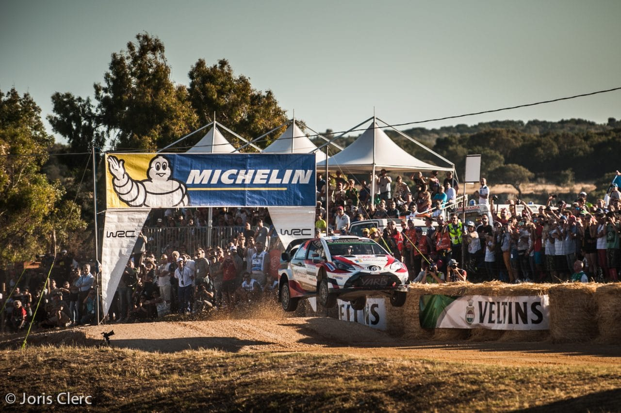 Toyota Gazoo Racing WRC – ES1 – Joris Clerc ©