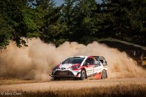 Toyota Gazoo Racing WRC - ES4 - Joris Clerc ©