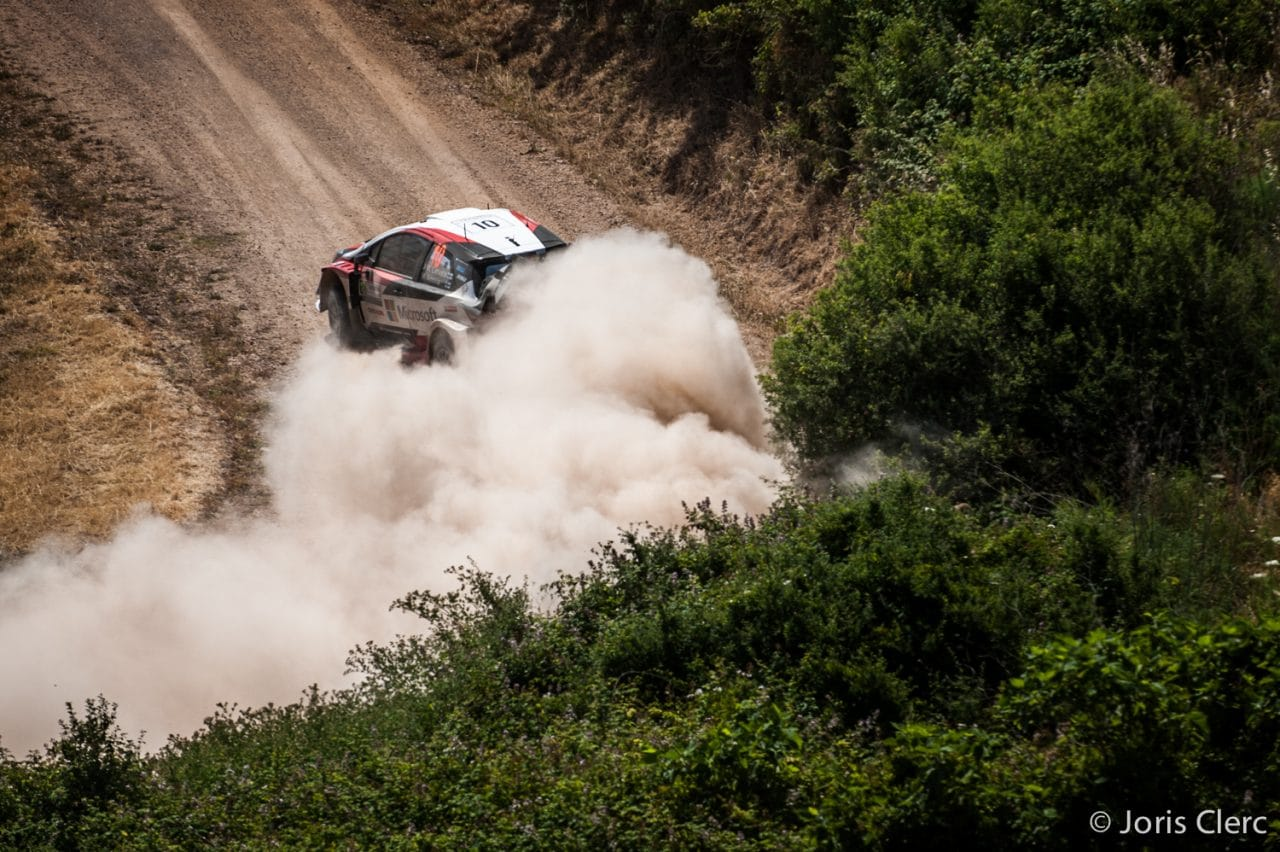 Toyota Gazoo Racing WRC – ES5 – Joris Clerc ©
