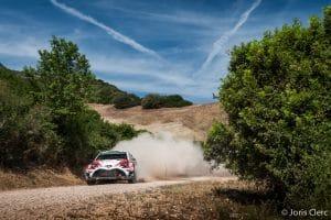 Toyota Gazoo Racing WRC - ES5 - Joris Clerc ©