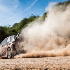 Immersion au sein du Team Toyota Gazoo Racing WRC