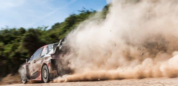 Immersion au sein du Team Toyota Gazoo Racing WRC