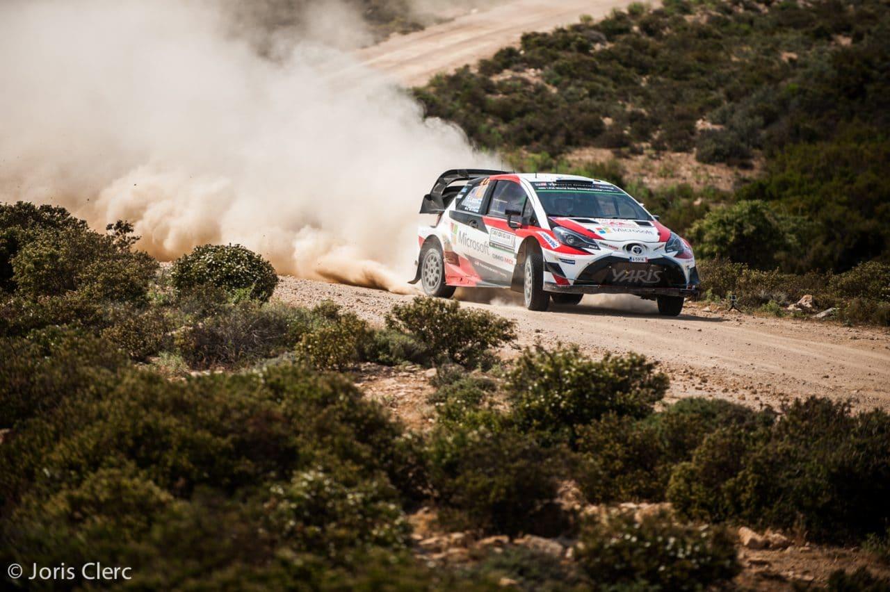 Toyota Gazoo Racing WRC – ES14 – Joris Clerc ©