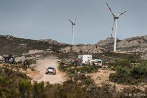 Toyota Gazoo Racing WRC - ES14 - Joris Clerc ©