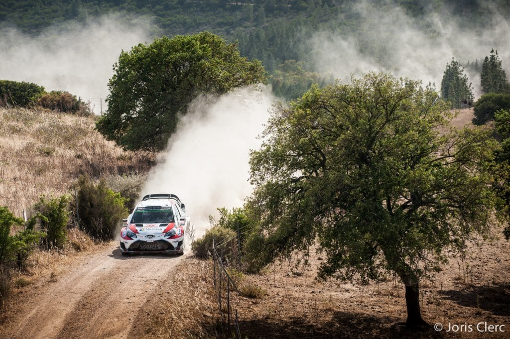 Toyota Gazoo Racing WRC - ES15 - Joris Clerc ©