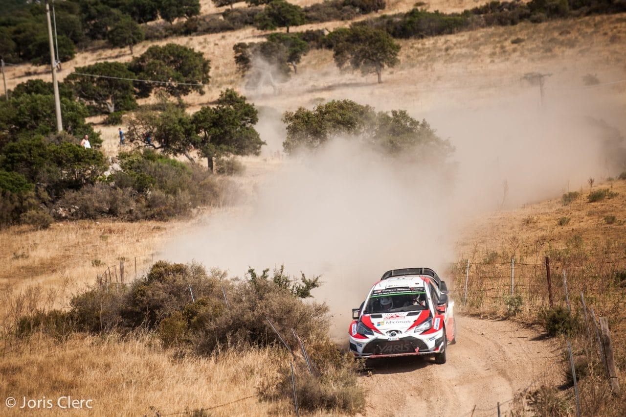 Toyota Gazoo Racing WRC – ES15 – Joris Clerc ©