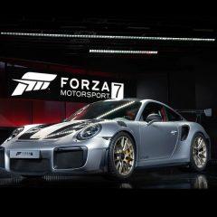 Porsche 911 GT2 RS : Dévoilée pour Forza Motorsport 7