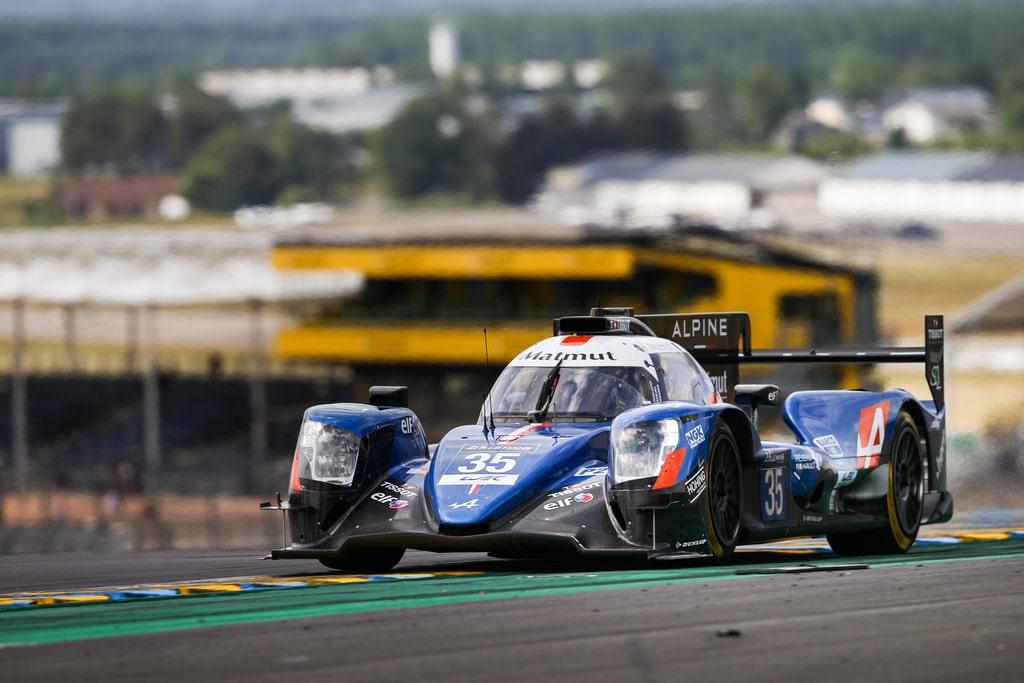 24 Heures du Mans 2017, Journée Test : Alpine A470