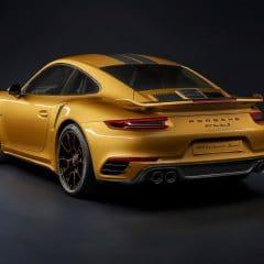 Porsche 911 Turbo S Exclusive Series : 500 exemplaires seulement… pour amateur du genre