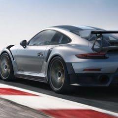 Porsche 911 GT2 RS, les premières photos officielles