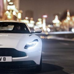 Aston Martin DB11 V8 : Comme l'AMG GT S…