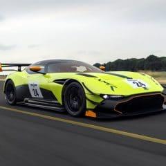 Pack aéro AMR pour l'Aston Martin Vulcan au Festival Of Speed de Goodwwod