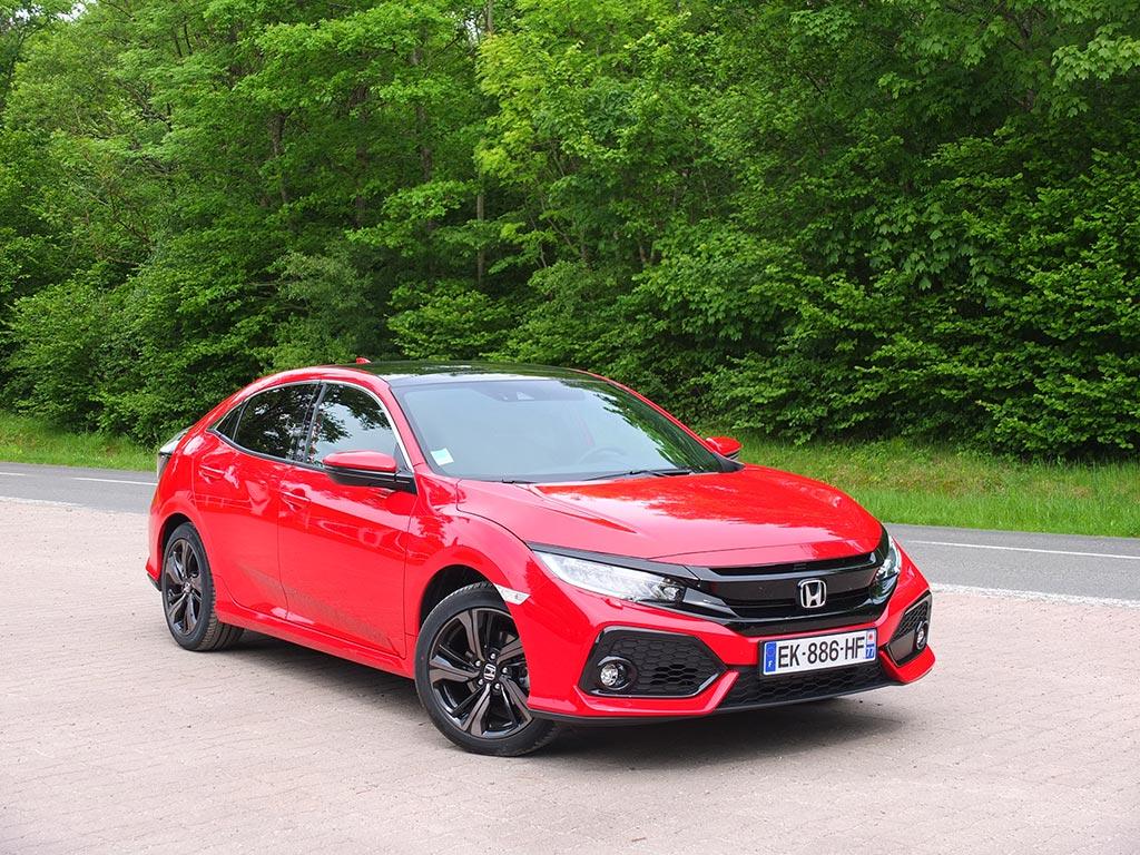 Honda Civic 10ème Génération – Raphaëlle Baut (Miss280ch)