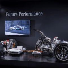Mercedes AMG Project One : Moteur, ça tourne !