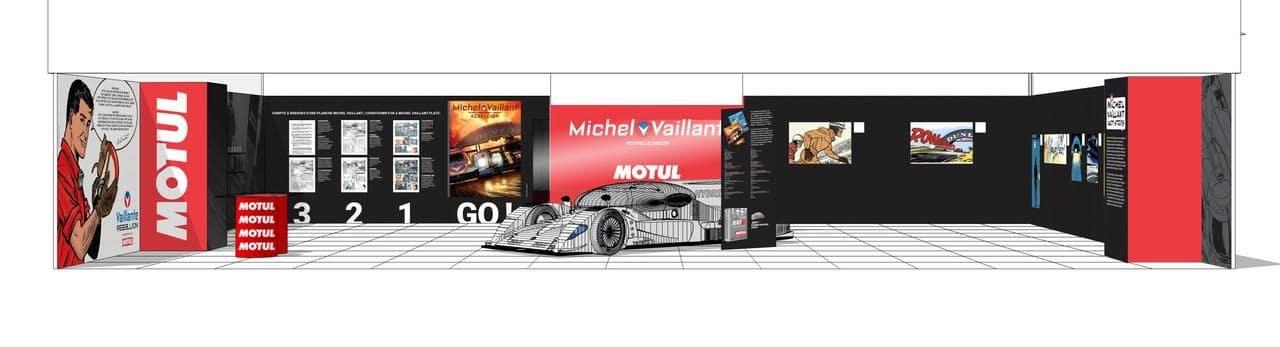 Michel Vaillant - 24 Heures du Mans 2017