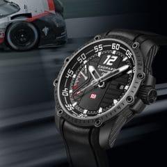 Chopard Superfast Power Control Porsche 919 HF Edition : La montre des vainqueurs aux 24 Heures du Mans 2017