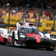24 Heures du Mans 2017 : Essais qualificatif 1, Toyota en pôle provisoire