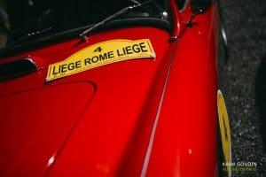 Liège-Rome-Liège 2017