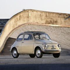 Bon 60ème anniversaire Mme Fiat 500 !