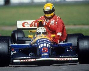Williams Renault FW14 1991 - Nigel Mansell