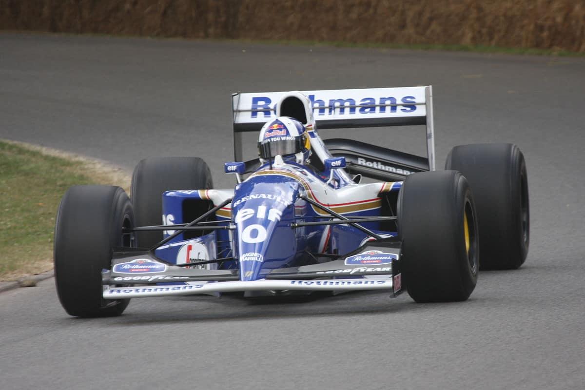 1994Williams-RenaultFW16B