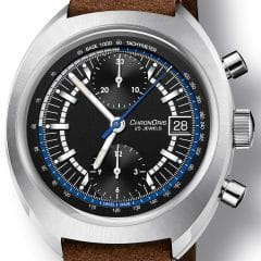 Oris Chronoris Williams 40th Anniversary Limited Edition : 40 ans de Formule 1