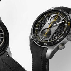 Porsche Design Chronograph 911 GT2 RS et 911 Turbo S Exclusive Series