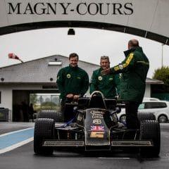 GP de France Historique à Magny-Cours : Des F1… et de l'eau ! (partie 1)
