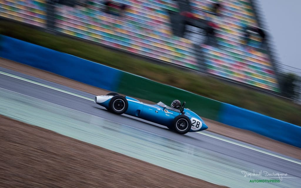 GP de France Historique 2017 - Magny-Cours F1 - Historic Grand Prix Cars Association