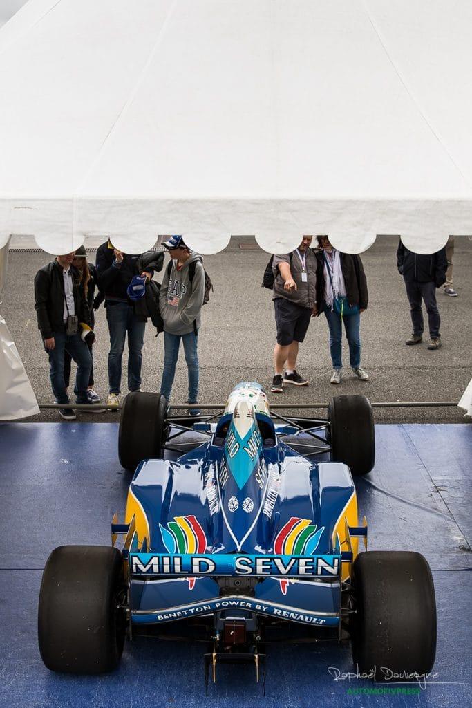 GP de France Historique 2017 - Magny-Cours F1 - Paddocks F1 90's
