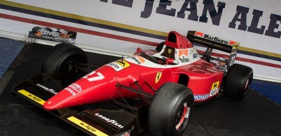 GP de France Historique à Magny-Cours : Des F1… et de l'eau ! (partie 2)
