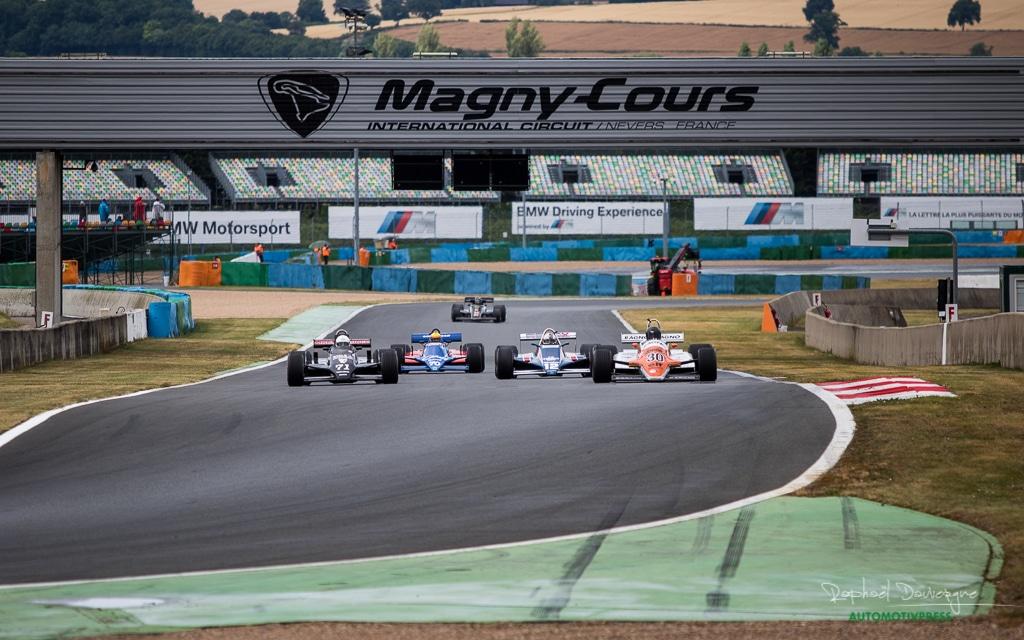 GP de France Historique 2017 – Magny-Cours F1 – FIA Masters Historic Formula 1