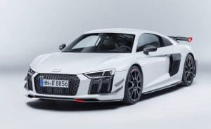Audi R8 et TT RS Performance Parts