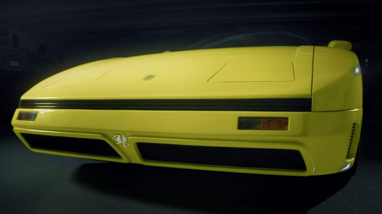 Iso Grifo 90